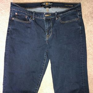 Lucky Brand size 12 jeans - SWEET'N STRAIGHT style